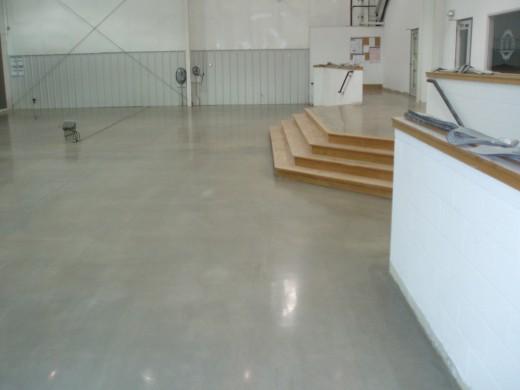 Concrete polished floor cleaner polished concrete floors for Best cleaner for polished concrete floors