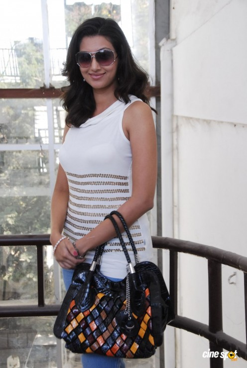 Hamsa Nandini (Malayalam TV Anchor )Sleevless dress hot s*xy Photos,,pics Gallery Image 10