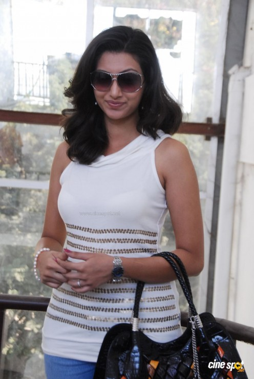 Hamsa Nandini (Malayalam TV Anchor )Sleevless dress hot s*xy Photos,,pics Gallery Image 13
