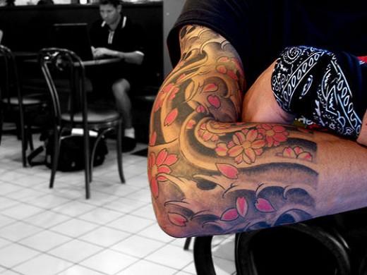 Chopper Tattoo Sample #3