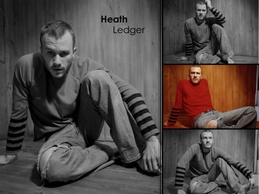 heath ledger hospital