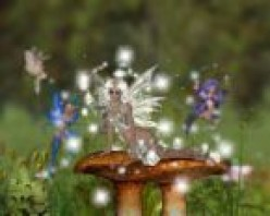Children's Stories - A Story About Fairys For Kids In The Girl Who Believed In Fairies