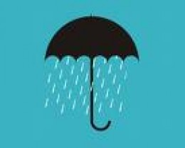 Umbrella Insurance - Save up for it!