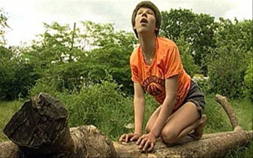 Oxana Malaya ( ) (born November 1983) was found as an 8-year-old feral child in Ukraine in 1991, having lived most of her life in the company of dogs. She picked up a number of dog-like habits and found it difficult to master language. Oxanas alcohol