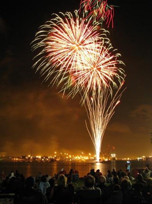 Pesta Tahun Baru Dari Berbagai Negara 2132987_f496