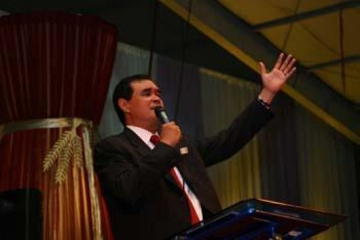 My Pastor - Ps Niko N