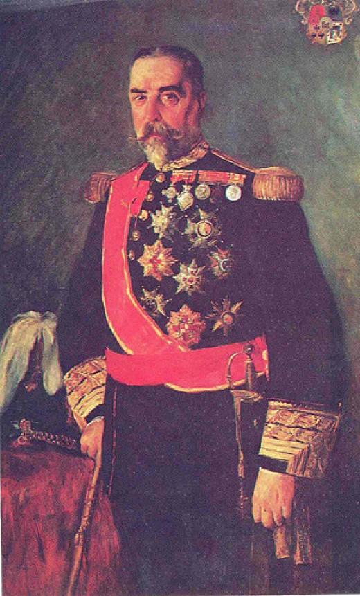 Governor Ramon Blanco