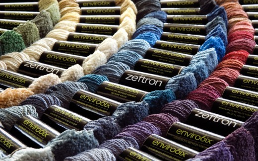 zeftron nylon for carpets: environmentally friendly