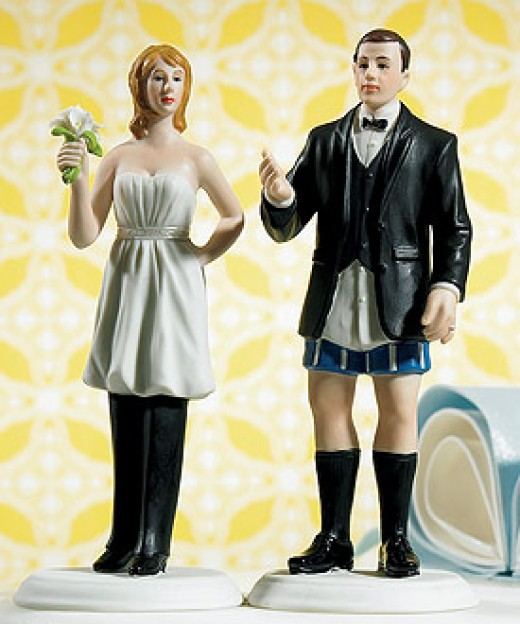 Funny Wedding Cakes Topper Picture Gallery