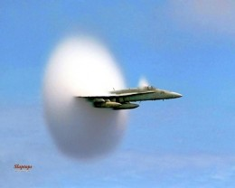 Breaking the sound barrier, you can out-cool your coworkers now!