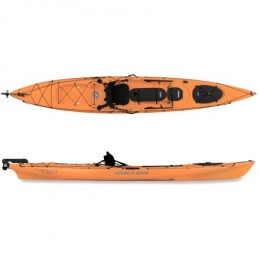 SIT ON KAYAK ANGLER EDITION