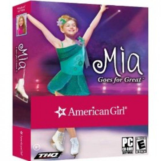 Computer games for Girls - Mia Goes For Great