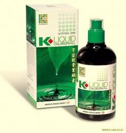 Liquid Chlorophyll , The Best Nutritional Drink