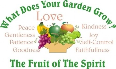 God's Orchard: The Fruit of the Spirit. Allowing the Holy Spirit to lead our lives produces eternal Fruit.    by Black Voices.com