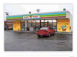 Chicago Kwik-E-Mart