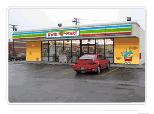 Chicago Kwik-E-Mart