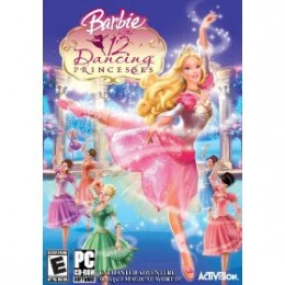 Barbie computer games for girls