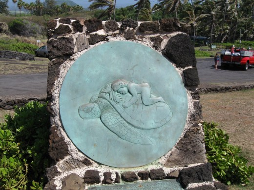 Monument to Kauila
