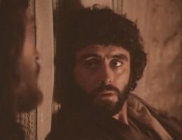 Jesus with Judas
