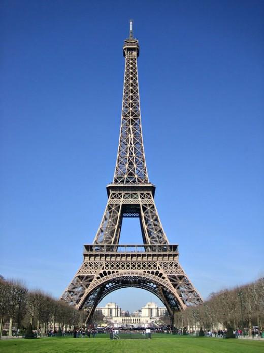 Paris Summer Day