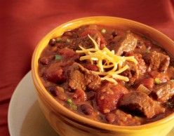 Spicy Colorado Chili