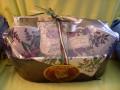 DIY Ideas: How To Make Christmas Gift Baskets