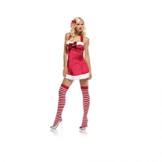 Sexy Mrs. Claus Outfits