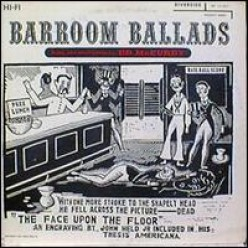 The Folksingers-Ed McCurdy Barroom Ballad Writer and Singer of Folk Songs