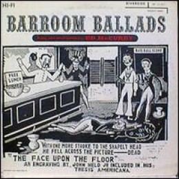 "Album ""Barroom Ballads"" from my own collection"
