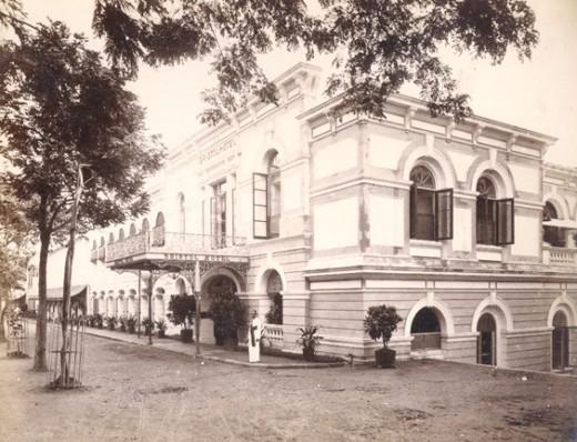 Bristol Hotel- Colombo