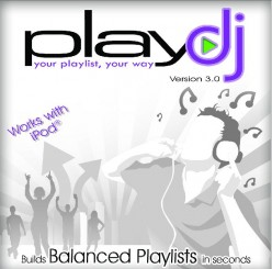 Free your iPod from artist repetition.  www.PlayDJ.com