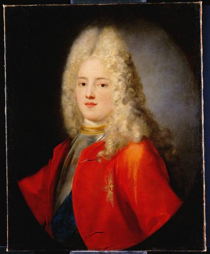 Frederick Augustus II 1714