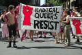 RADICAL QUEERS PROTEST