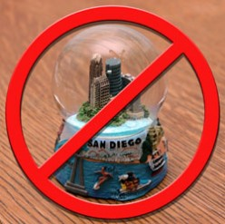 Transportation Security Agency (TSA) Bans Snow Globes