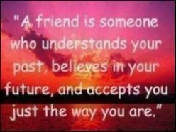 What really is a true friend?