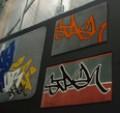 Graffiti Artist Stash 2004 Elms and Lesters Gallery London
