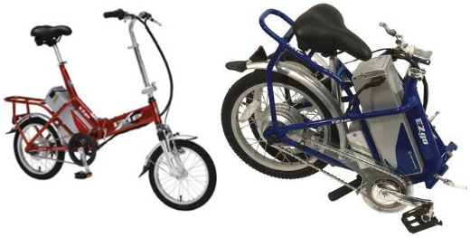 izip - Electric folding bicycle review