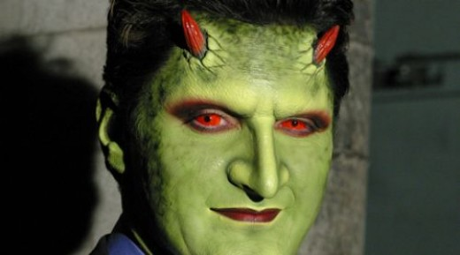 "The Late Andy Hallett from ""Angel"""