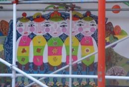 China Town 2004 Mural