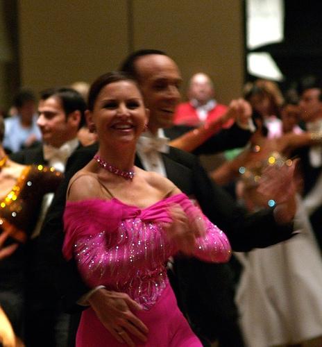 Dancers Photo by: joanniesaurus