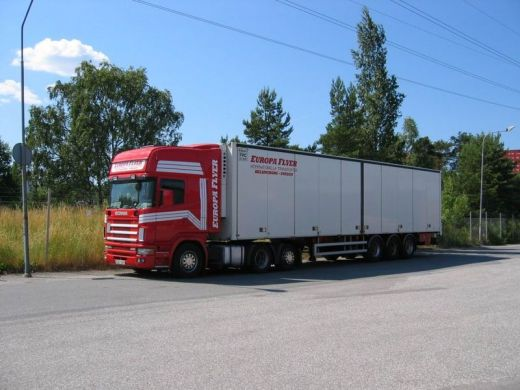 Protect your truck and cargo
