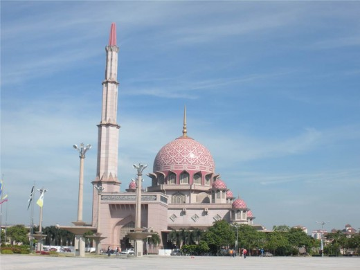 Putrajaya Putra Mosque
