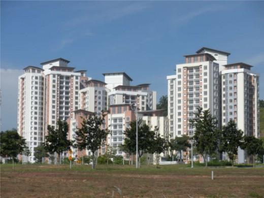 Putrajaya Residential Area