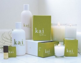 Kai Body Butter and Body Buffer Approximate value: Body Butter $55; Body Buffer $28
