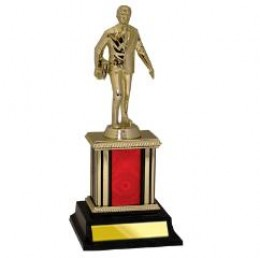 "As seen in the popular TV show ""The Office"", these salesperson awards depict the same awards given out to employees of Dunder Mifflin by office manager, Michael Scott."
