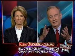 Greta Van Susteran and Bill O'Reilly