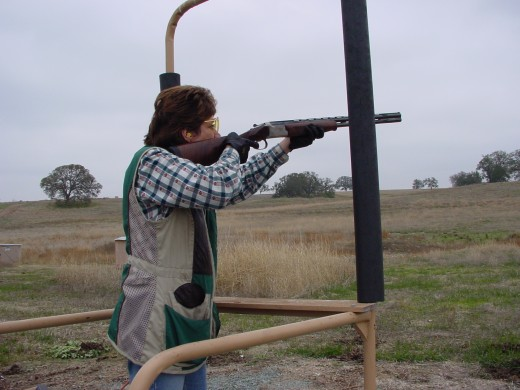 Me and my shotgun