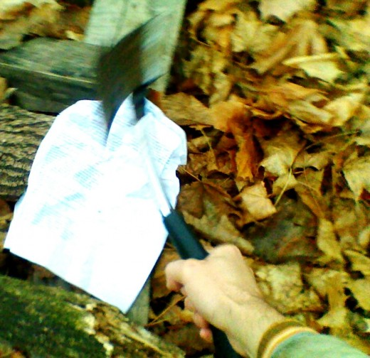 STEP #1.Physically destroying rejection letters offers catharsis. Be careful!