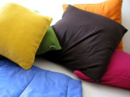 Prop yourself up on pillows to reduce snoring.
