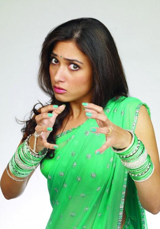 Punjabi Actress Tamannah Bhatia